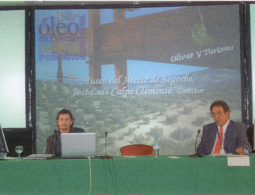 CONGRESS OF SEVILLE OF TOURISM OF OIL
