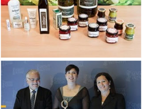 BELLUGA GOURMET EXTRA VIRGIN OLIVE OIL PRODUCTS AWARDED FOR YOUNG AGRICULTURAL INITIATIVE